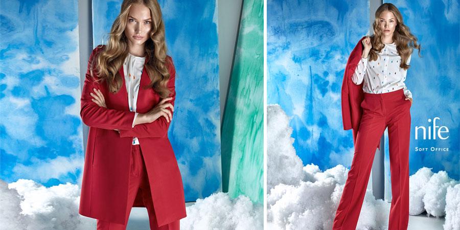 57163776 polski producent eleganckiej odzieży damskiej koszule sukienki ...